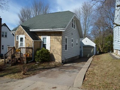 Wausau Single Family Home For Sale: 320 S 10th Avenue