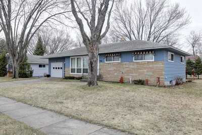 Wausau Single Family Home Active - With Offer: 908 Bertha Street