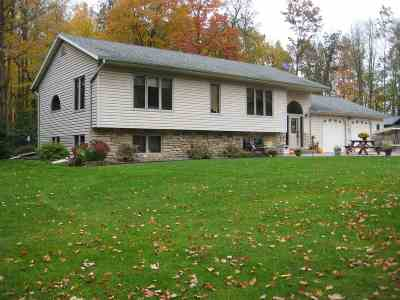 Medford WI Single Family Home For Sale: $275,000