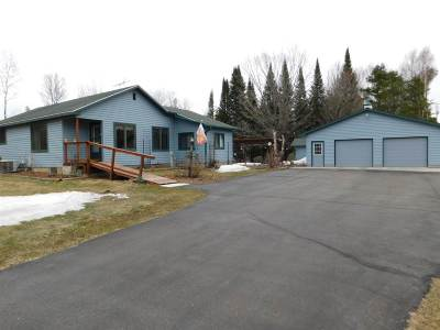 Merrill Single Family Home Active - With Offer: N4464 County Road K