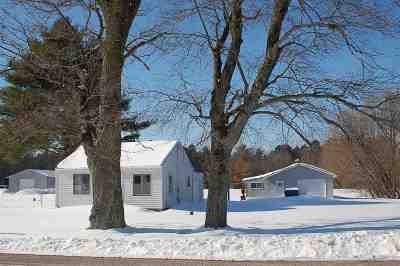 Single Family Home For Sale: 4186 County Road Y