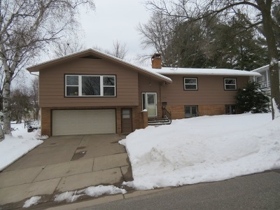 Wausau Single Family Home Active - With Offer: 1234 Elm Street