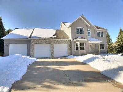 Wausau Single Family Home For Sale: 6905 Buckthorn Court