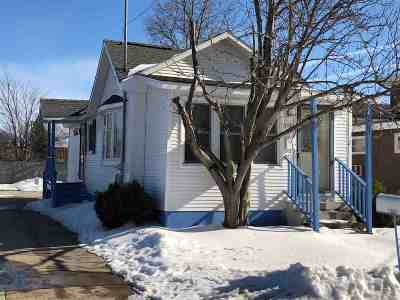 Stevens Point Single Family Home Active - With Offer: 1309 Matilda Street