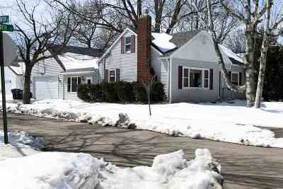 Wausau WI Single Family Home Active - With Offer: $154,900