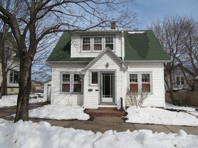 Wausau WI Single Family Home Active - With Offer: $74,900