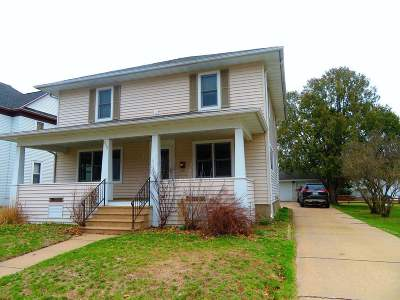 Wausau WI Single Family Home For Sale: $187,500