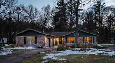Plover Single Family Home For Sale: 3391 Royal Oak Drive