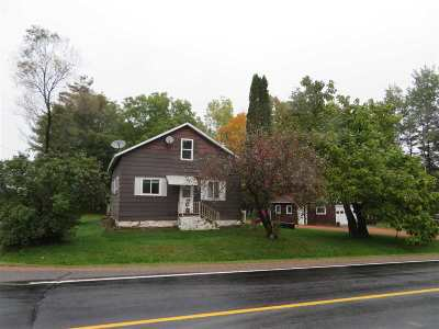 Athens Single Family Home For Sale: 696 County Road F