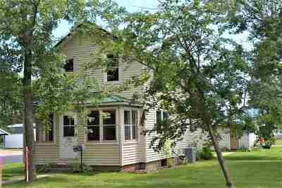 Mosinee Single Family Home For Sale: 1002 Western Avenue