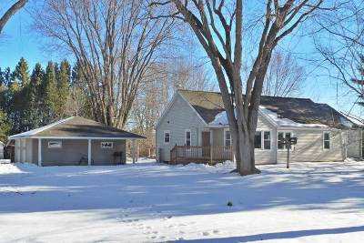 Medford WI Single Family Home Active - With Offer: $169,000