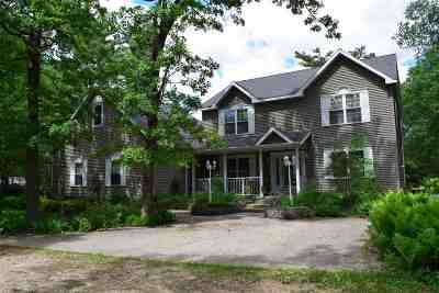Plover Single Family Home Active - With Offer: 5291 Old So-White Road