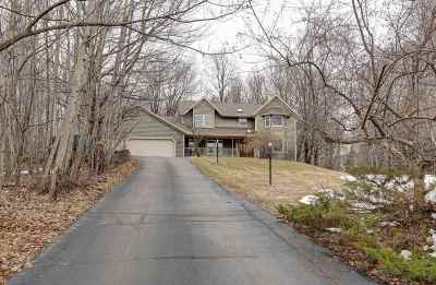 Wausau WI Single Family Home For Sale: $394,500