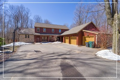 Wausau WI Single Family Home For Sale: $569,000