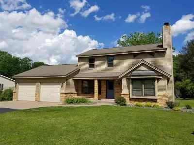 Wausau WI Single Family Home For Sale: $244,900