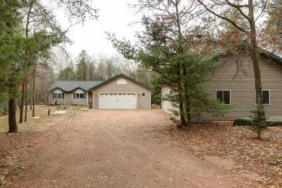 Wausau WI Single Family Home For Sale: $230,000