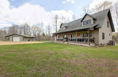 Mosinee Single Family Home Active - With Offer: 1727 Green Acres Road