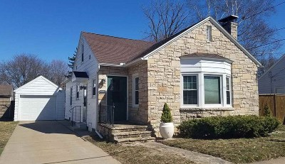 Wausau WI Single Family Home For Sale: $144,900