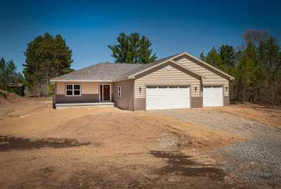 Stevens Point Single Family Home Active - With Offer: 5580 Pinewood Drive