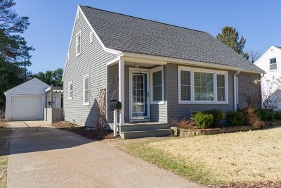 Wausau Single Family Home For Sale: 813 Graves Avenue