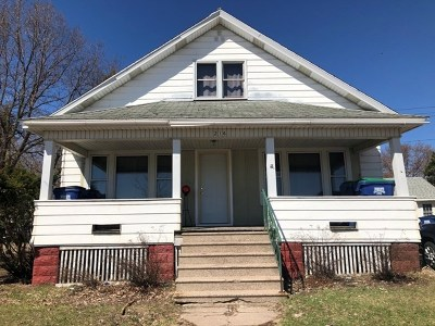 Wausau WI Single Family Home For Sale: $88,680