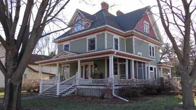 Amherst Single Family Home Active - With Offer: 203 Laconia Street