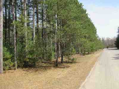 Stevens Point Residential Lots & Land Active - With Offer: Sunny Crest Drive