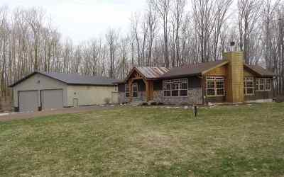 Medford WI Single Family Home For Sale: $349,900