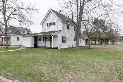 Merrill Single Family Home Active - With Offer: 1310 E 8th Street
