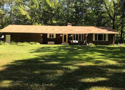 Merrill Single Family Home Active - With Offer: 247227 County Road W