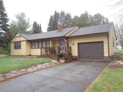 Owen Single Family Home For Sale: 125 Altenberg Road