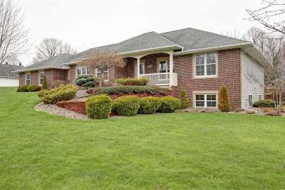 Weston Single Family Home For Sale: 3110 Sandgate Court