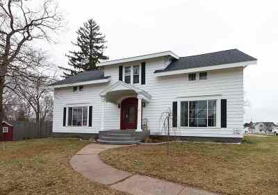 Merrill Single Family Home For Sale: 402 N Prospect Street