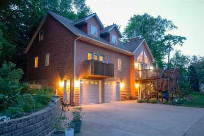 Westboro Single Family Home For Sale: W3102 Rustic Road 1