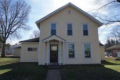 Merrill Multi Family Home For Sale: 311 N Center Avenue