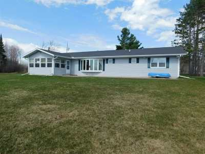 Merrill Single Family Home For Sale: N2797 East Shore Drive