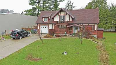 Iola Single Family Home Active - With Offer: 280 Adams Street
