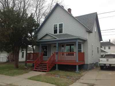 Wausau Single Family Home For Sale: 712 S 1st Avenue