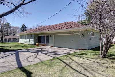 Wausau Single Family Home Active - With Offer: 627 S 21st Avenue