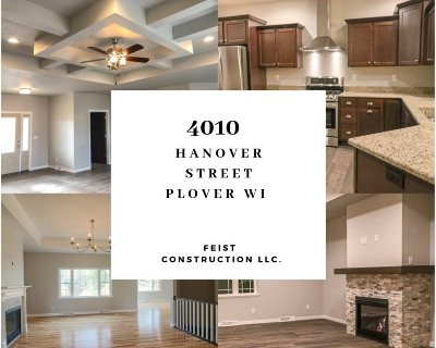 Plover Single Family Home For Sale: 4010 Hanover Street
