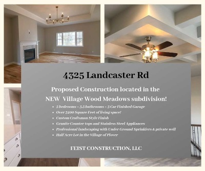 Plover Single Family Home For Sale: 4325 Landcaster Road