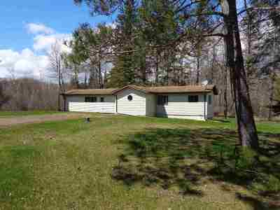 Medford WI Single Family Home For Sale: $34,900