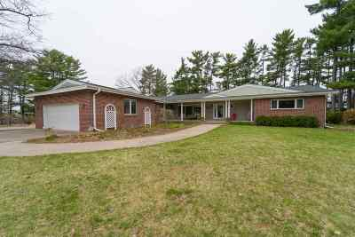 Wausau Single Family Home Active - With Offer: 1412 Bluebird Lane