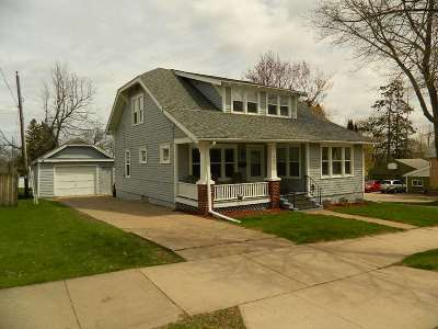 Wausau Single Family Home Active - With Offer: 802 Elm Street