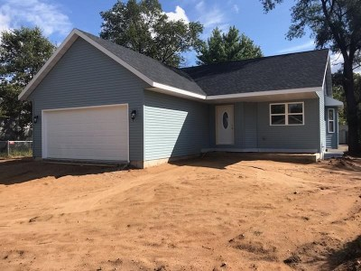 Wisconsin Rapids Single Family Home For Sale: 2531 Lincoln Street