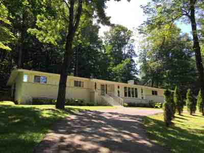 Wausau Single Family Home For Sale: 1231 Highland Court