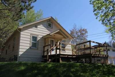 Wausau Single Family Home Active - With Offer: 820 Brown Street