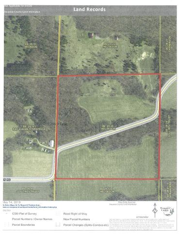 Iola Residential Lots & Land For Sale: Erickson Road