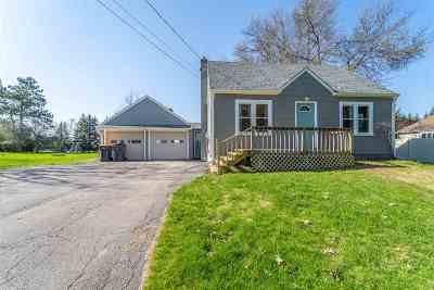 Wausau Single Family Home Active - With Offer: 156309 Franklin Street