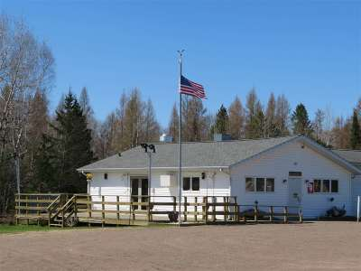 Rib Lake Commercial For Sale: W1259 County Road M